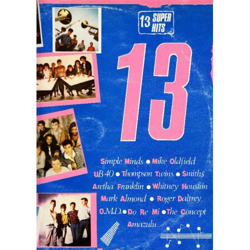 13 SUPER HITS