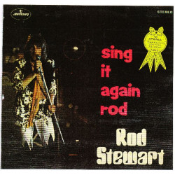 ROD STEWART - SING IT AGAIN ROD