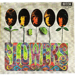 ROLLING STONES,THE - L' AGE D' OR DES ROLLING STONES VOL 12 FLOWERS