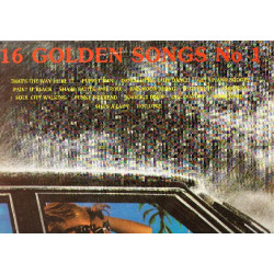 16 GOLDEN SONGS No 1 - 1986