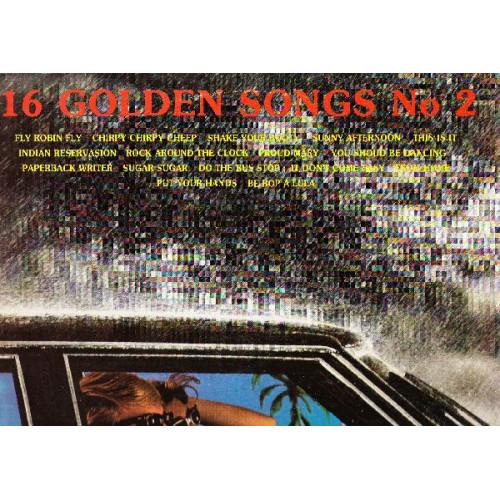 16 GOLDEN SONGS No 2 - 1986