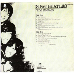 BEATLES,THE - SILVER BEATLES