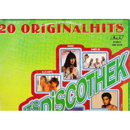 20 ORIGINAL HITS VOL. 8 ( IT' S MY DISCOTHEK )