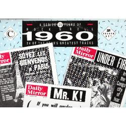 25 YEARS OF ROCK' N' ROLL 1960 ( 2 LP )