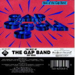 GAP BAND,THE - GAP GOLD, BEST OF THE GAP BAND