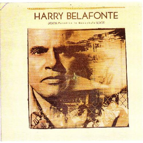 HARRY BELAFONTE - PARADISE IN GAZANKULU