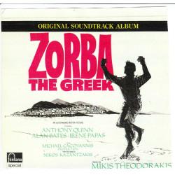 ΘΕΟΔΩΡΑΚΗΣ ΜΙΚΗΣ - ZORBA THE GREEK ( O.S.T. )