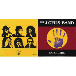 J. GEILS BAND,THE - SANCTUARY