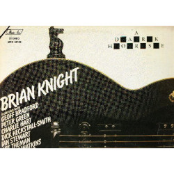 A DARK HORSE - BRIAN KNIGHT 1981