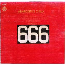 APHRODITE' S CHILD - 666 ( ΔΙΠΛΟΣ ΔΙΣΚΟΣ )