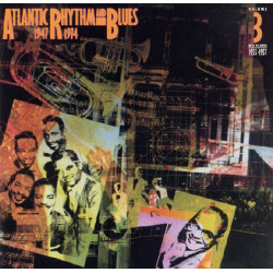 ATLANTIC RHYTHM & BLUES 1947 - 1914 - No 3 - ( 2 LP )