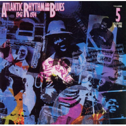 ATLANTIC RHYTHM & BLUES 1947 - 1914 - No 5 - ( 2 LP )