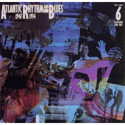 ATLANTIC RHYTHM & BLUES 1947 - 1914 - No 6 - ( 2 LP )