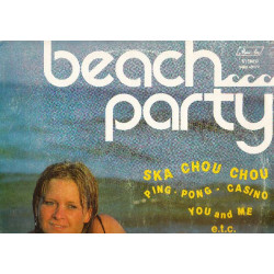 BEACH PARTY - 1982