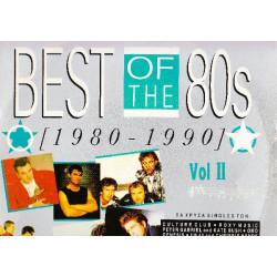 BEST OF 80' S 1980 - 1990 VOL. 2 ( 2 LP )
