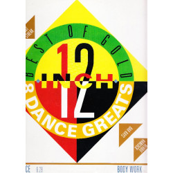 BEST OF GOLD - 8 DANCE GREATS 12 INCH - 1983