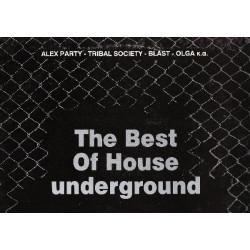 BEST OF HOUSE UNDERGROUND - 1995