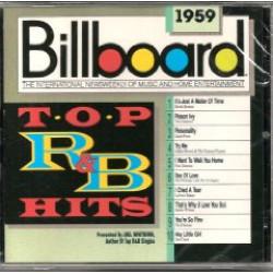 BILLBOARD - TOP R & B HITS 1959