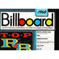 BILLBOARD - TOP R & B HITS 1960
