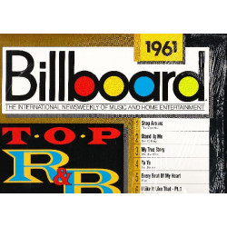 BILLBOARD - TOP R & B HITS 1961