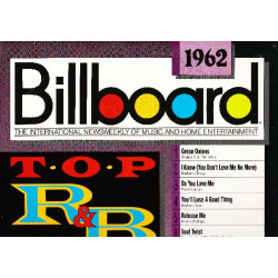 BILLBOARD - TOP R & B HITS 1962