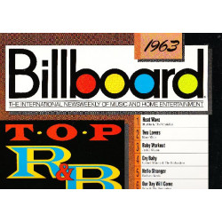 BILLBOARD - TOP R & B HITS 1963
