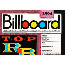 BILLBOARD - TOP R & B HITS 1964