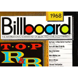 BILLBOARD - TOP R & B HITS 1968