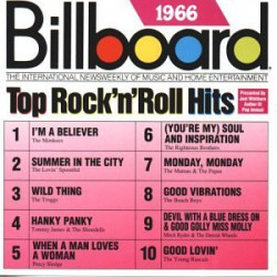 BILLBOARD - TOP ROCK' N' ROLL 1966