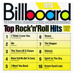 BILLBOARD - TOP ROCK' N' ROLL 1970
