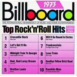 BILLBOARD - TOP ROCK' N' ROLL 1973