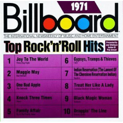 BILLBOARD - TOP ROCK N ROLL 1971