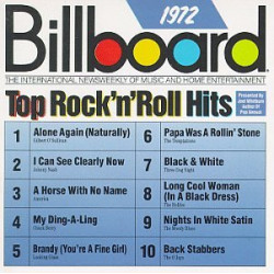 BILLBOARD - TOP ROCK N ROLL 1972