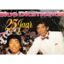 BLUE DIAMONDS - 25 JAAR