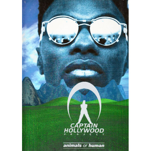 CAPTAIN HOLLYWOOD - ANIMALS OR HUMAN ( 2 LP ) - 1995