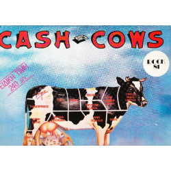 CASH COWS - ROCK 81 - 1980