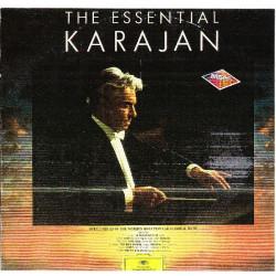 HERBERT VON KARAJAN - THE ESSENTIAL KARAJAN ( 2 LP )