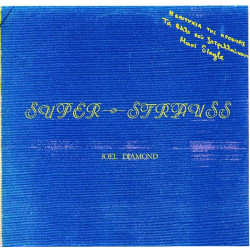 JOEL DIAMOND - SUPER STRAUSS / CHEEK TO CHEEK ( MAXI SINGLE )