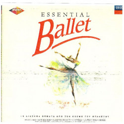 VARIOUS - ESSENTIAL BALLET ( 2 LP )