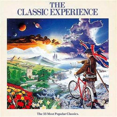 VARIOUS - THE CLASSIC EXPERIENCE VOL. I ( 2 LP )