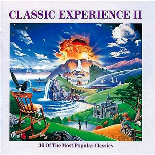 VARIOUS - THE CLASSIC EXPERIENCE VOL. II ( 2 LP )