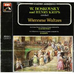 W. BOSKOVSKY & HENRY KRIPS - WIENNESE WALTZES