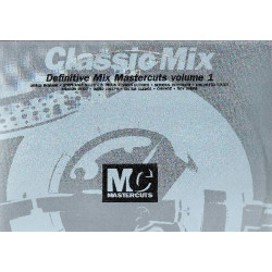 CLASSIC MIX - DEFINITIVE MIX MASTERCUTS VOL. 1 ( 2LP )