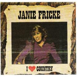 JANIE FRICKIE - I LOVE COUNTRY