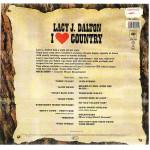 LACY J. DALTON - I LOVE COUNTRY