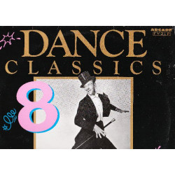 DANCE CLASSICS  No 8 ( 2 LP ) 1990