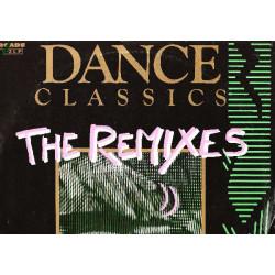 DANCE CLASSICS REMIXES VOL. 1 ( 2 LP ) - 1989