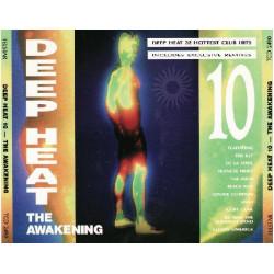 DEEP HEAT No 10 - 30 HOTTEST CLUB ( 2 LP ) 1991