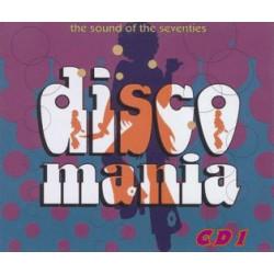 DISCO MANIA ( 4 LP BOX )