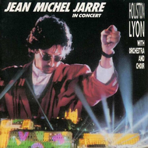 JEAN MICHEL JARRE - IN CONCERT LYON HOUSTON